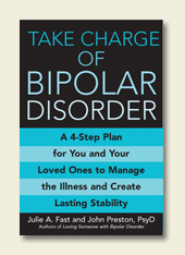Book Cover - Taking Charge of Bipolar Disorder